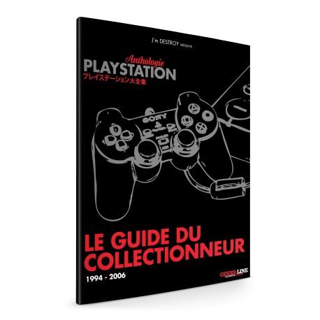 Le Guide du Collectionneur PS - PlayStation Anthology