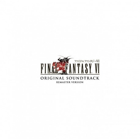 OST FINAL FANTASY VI Remasterisée