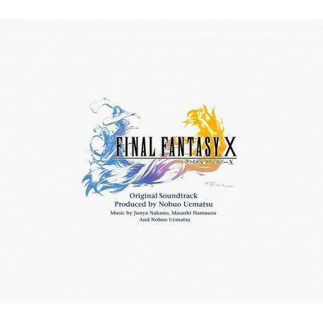 OST FINAL FANTASY X