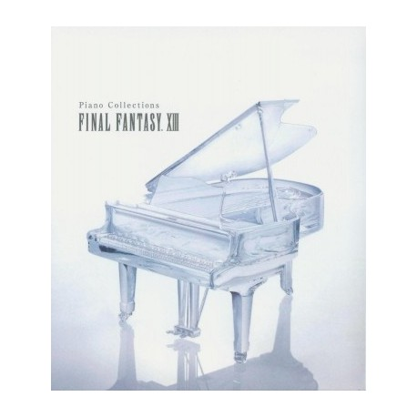 Piano Collection FINAL FANTASY XIII