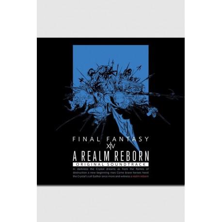 A Realm Reborn: Final Fantasy XIV [Blu-ray]