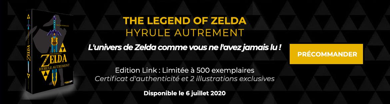 Zelda - Hyrule Autrement - Link Edition
