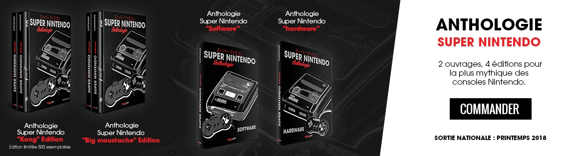 Anthologie Super Nintendo